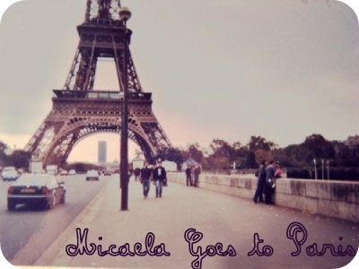 Micaela Goes To Paris