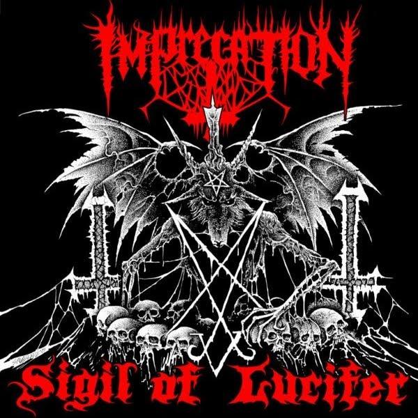 Sigil Of Lucifer Hd Wallpaper: Underground Musick: Imprecation (USA)