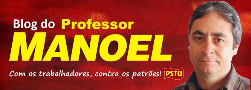 Blog do Professor MANOEL