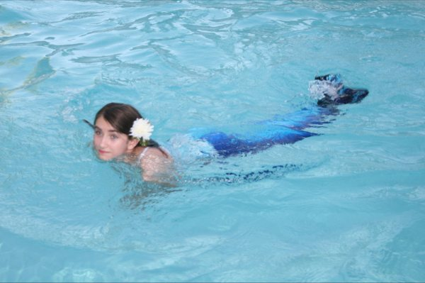 Feel like a Mermaid...Flippin&#39; your fins!