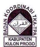 Badan Koordinasi TKA TPA Kulon Progo