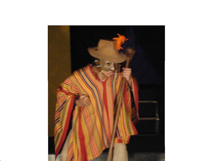 Bolivian Magic Circus 2007