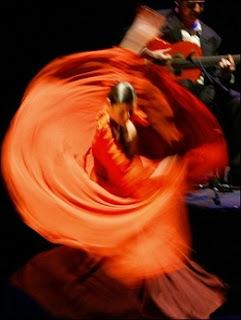 sara baras flamenca libre y sensual