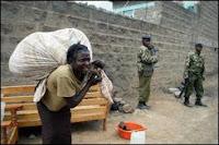 desplazados en kenia por enfrentamiento