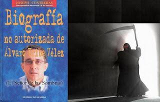 biografia Alvaro Uribe El señor de las sombras