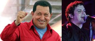 hugo chavez alejandro sanz venezuela