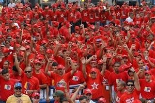 revolucionarios por el si reforma constitucional venezuela referendo 2 de diciembre