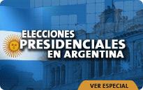 cobertura elecciones presidenciales argentina Cristina Kirchner resultados