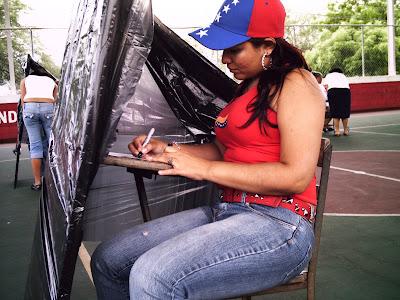 proyecto consejos comunales venezuela conformar comite