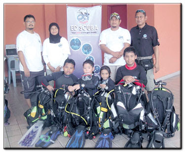 Anak Melayu Boleh Menyelam