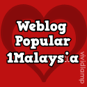 Weblog Popular 1Malaysia