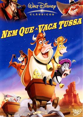 Filme Nem Que A Vaca Tussa   Dublado