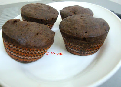 Spice your Life: One Minute Microwave Cupcake with Chocolate Frosting ...
