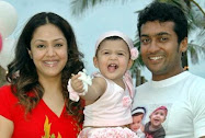 Cute Pair- Surya And Jothika