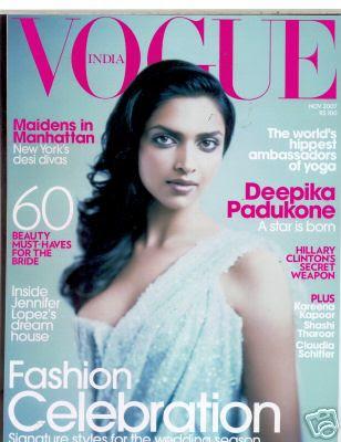 India Vogue November 2007