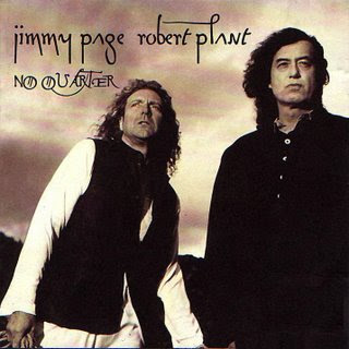 CD Jimmy Page & Robert Plant, No Quarter 1995