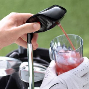 Electronic drink caddie.
