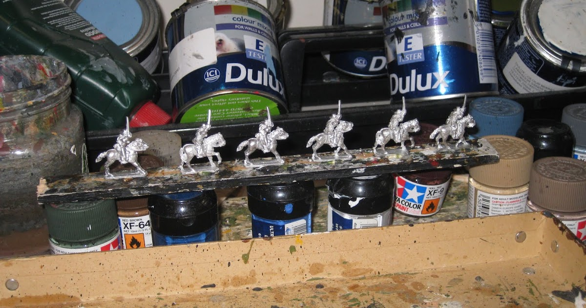 Dirty Toys For Grown Ups : Wargaming for grown ups painting toy soldiers