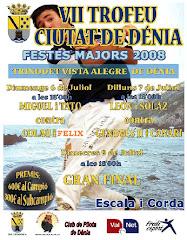 VII TROFEU CIUTAT DE DENIA 2008