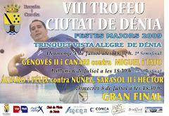 VIII TROFEU CIUTAT DE DENIA 2009