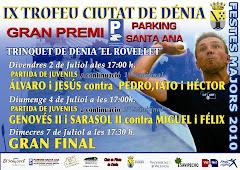 IX TROFEU CIUTAT DE DENIA 2010