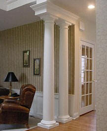 Decorative Columns For Homes