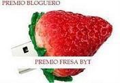 Premio Blog Fresa