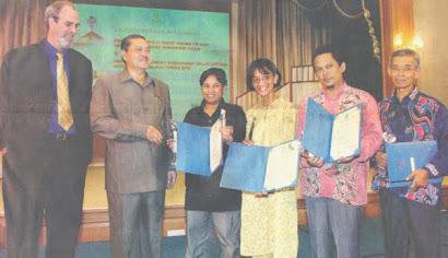 PERTANDINGAN MENULIS SKRIP BERUNSUR ISLAM 2006 ANJURAN INSTITUT KEFAHAMAN ISLAM MALAYSIA (IKIM)