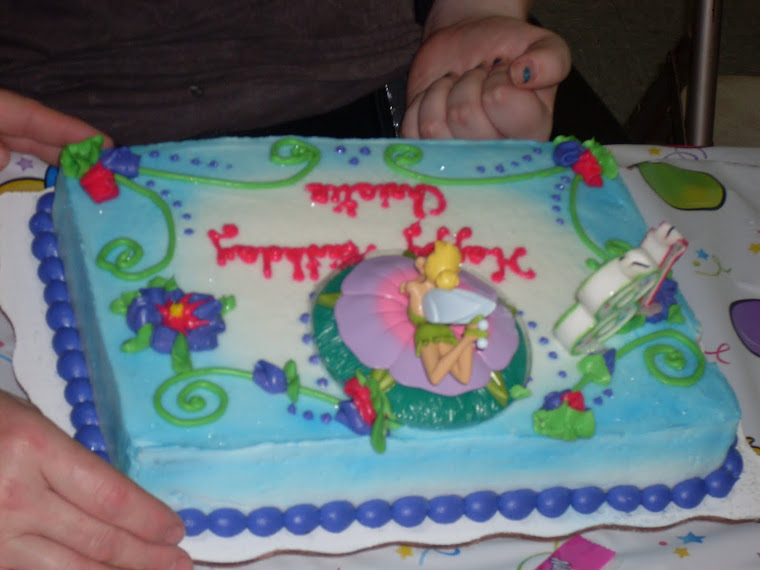Christie's Cake