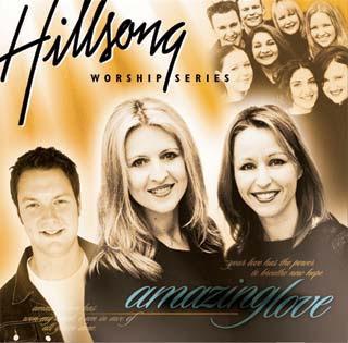 CD Hillsong   Amazing Love