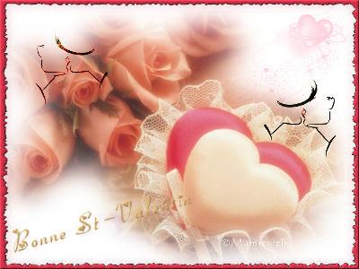 Jean-François vous souhaite une bonne Saint-Valentin