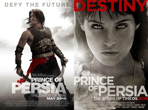 Príncipe da Pérsia – as areias do tempo é baseado no famoso jogo de