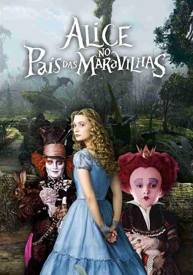 Baixar Filme Alice no País das Maravilhas