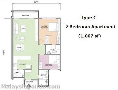 Solace Serviced Apartment Malaysiacondo Com