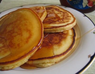 Bikin Pancake yuk...