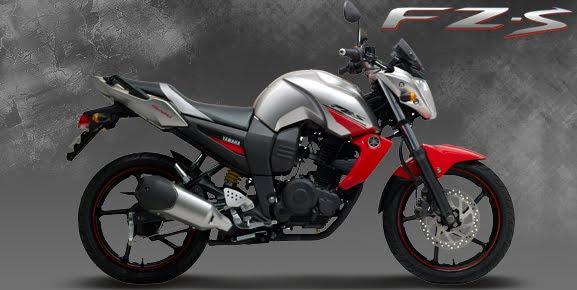 2010 Yamaha FZ-S StreetFighter