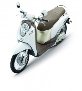 Here Are Three Scoopy Body Color Can Be An Alternative To Supporting The Lifestyle Of Young People Changed From Main WHO Target This New Model