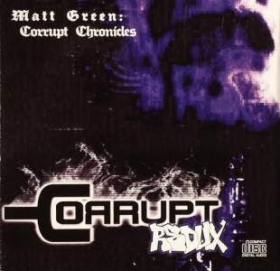 Matt Green - Corrupt Chronicles [2009] Untitled