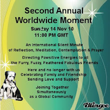 Second Annual Worldwide Moment