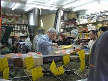 Yeminite Spice Market - Levinsky Street - Tel Aviv