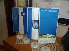 Slovenj Gradec coats of arms