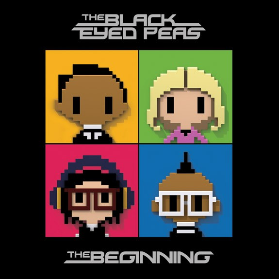 beginning black eyed peas album art. The Black Eyed Peas Reveal