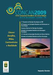 XVIII CONGRESSO BRASILEIRO DE CANCEROLOGIA EM CURITIBA