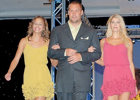 Firestarter Post Gazette Lamont Jones Steelers Fashion Show