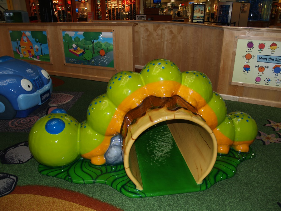 Kid friendly Coral Springs Mall