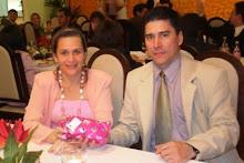 Prª Frank e Pr Nilton