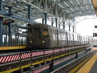 Tren R68 No. 2778 en Coney Island, el 14 de julio de 2004. Foto Oren's Transit Page