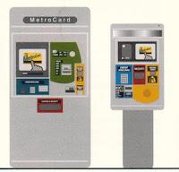 Expendedores de MetroCard