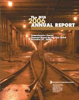 Informe Anual del MTA 2006