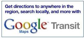 Google Transit MTA